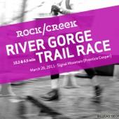 river gorge finish